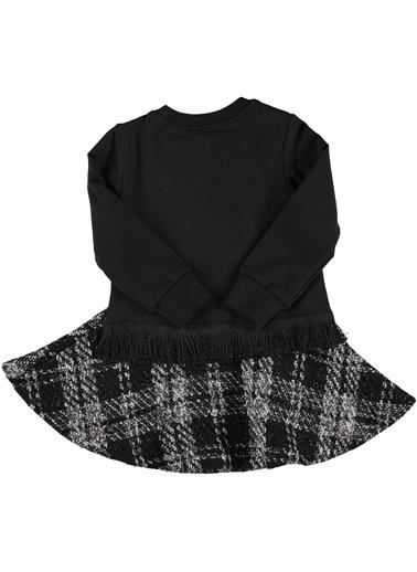 Panço Elbise Siyah